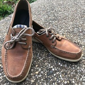 Sperry Intrepid Boat Shoes